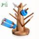 100% Natural Bamboo drying rack for baby bottles,cup and accessories