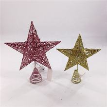 High Quality Tree Ornaments Topper Christmas Treetop Star