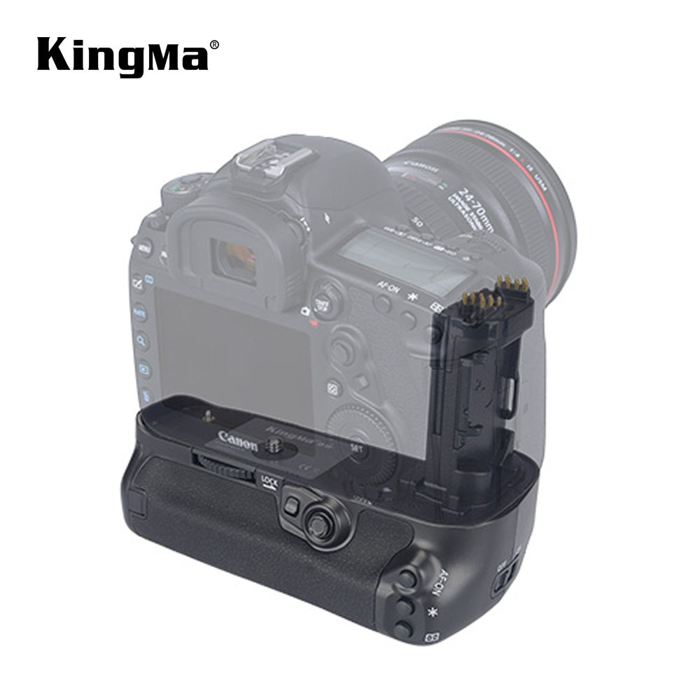 KingMa BG-E20 Multi-Power Vertical Camera Battery <span class=keywords><strong>Grip</strong></span> per Canon EOS 5D Marck IV Lavorare con LP-E6N <span class=keywords><strong>Batteria</strong></span>