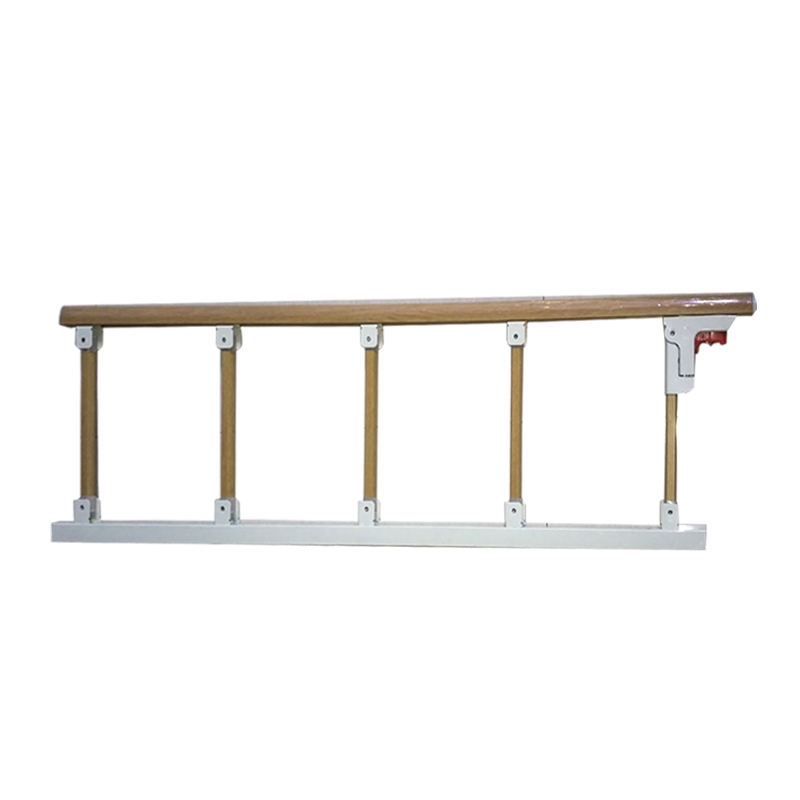 High quality popular aluminum alloy hospital bed side rails