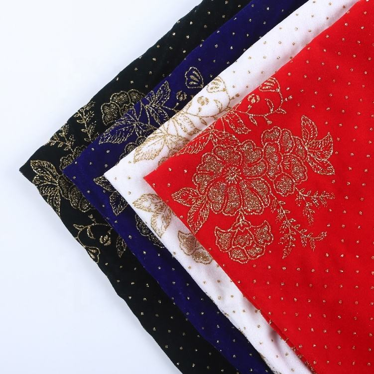 100 poly dress material tela para mochilas yarn dyed fabric market in dubai royal velvet fabric