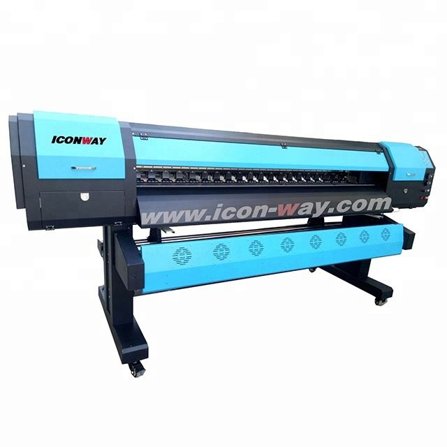 Eco solvent <span class=keywords><strong>printer</strong></span> IW1600 Iconway fabriek
