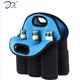 3mm Thickness Neoprene Wine Bottle Carrier Holder Tote Bags 6 Pack Neoprene Wine Cooler Bag Cooler Beer Bottle Holder