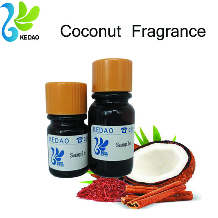 pure coconut fragrance oil and scents oil for soap making