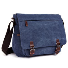 Bangladesh Canvas Waterproof Messenger Bag