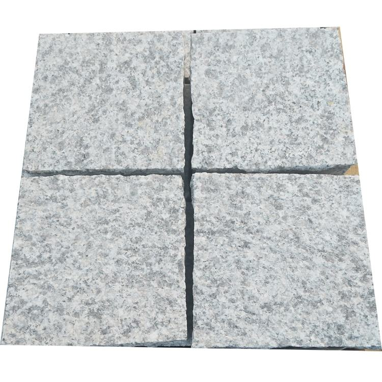 G623 granite outdoor stone driveway paving tiles