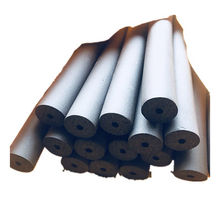 piping  insulation NBR/PVC rubber foam tube