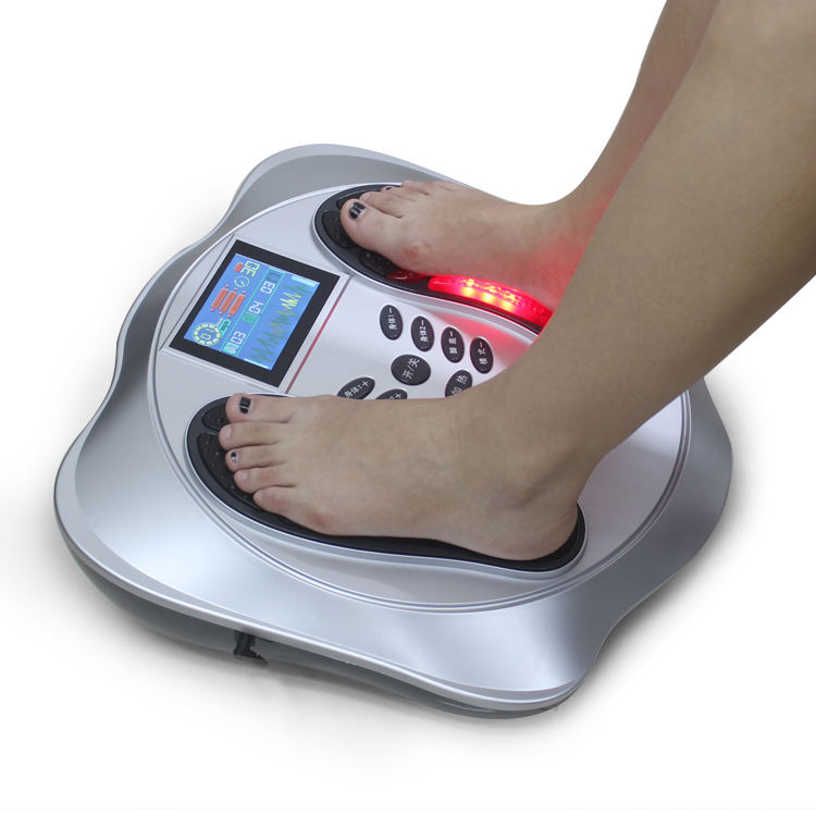 Foot Massager Machine/Feet Legs Circulation Devices Using EMS and TENS Stimulator(FDA510k MDD )