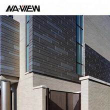 Building Material Exterior Metal Wall Cladding