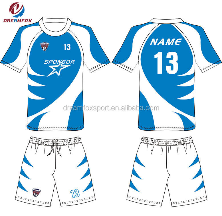 custom any color cheap wholesales soccer uniforms design