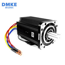 72v 2500rpm 19nm permanent magnet dc electric brushless motors, 5000w brushless dc motor with controller