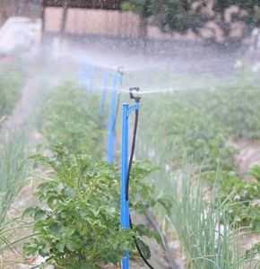 Plastic Farm irrigation sprayer micro irrigation sprinkler system