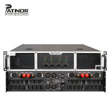 Factory Professional Power Amplifier Pyle Pta1000 Kit 1000W