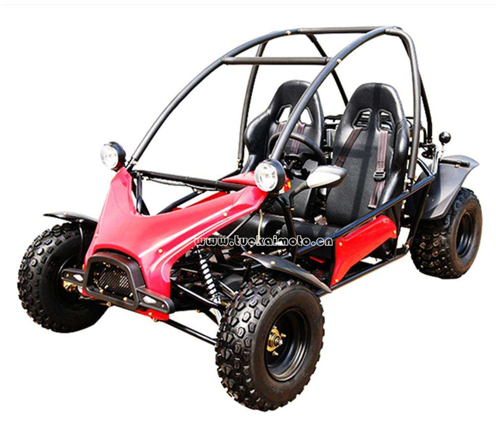New CE go kart 150cc gas power buggy price (TKG150-K3)
