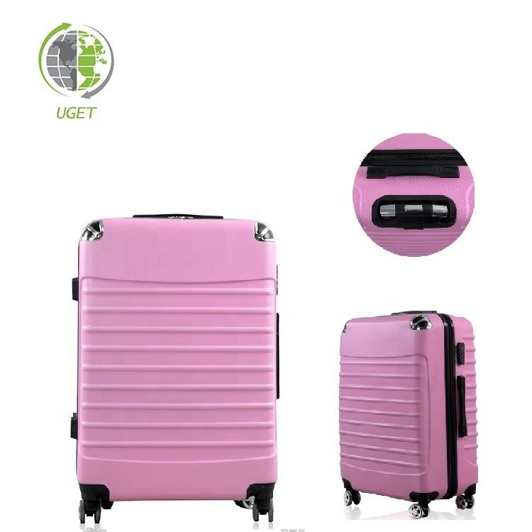 Free Sample Laptop Set Case Fold Prices 20 Inch Travel Abs Trolley Suitcase