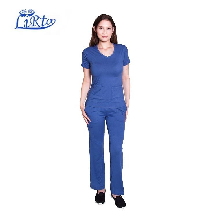 Nurses uniform and scrubs for doctor