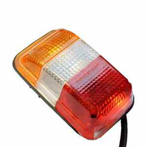 MOTORCYCLE PARTS TAIL LIGHT FOR BAJAJ THREE WHEELER PARTS