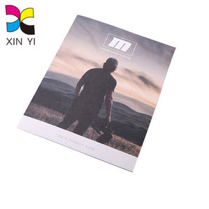 Printer in China Wholesale Low Price Custom Paperback Brochure Catalog Booklet Printing