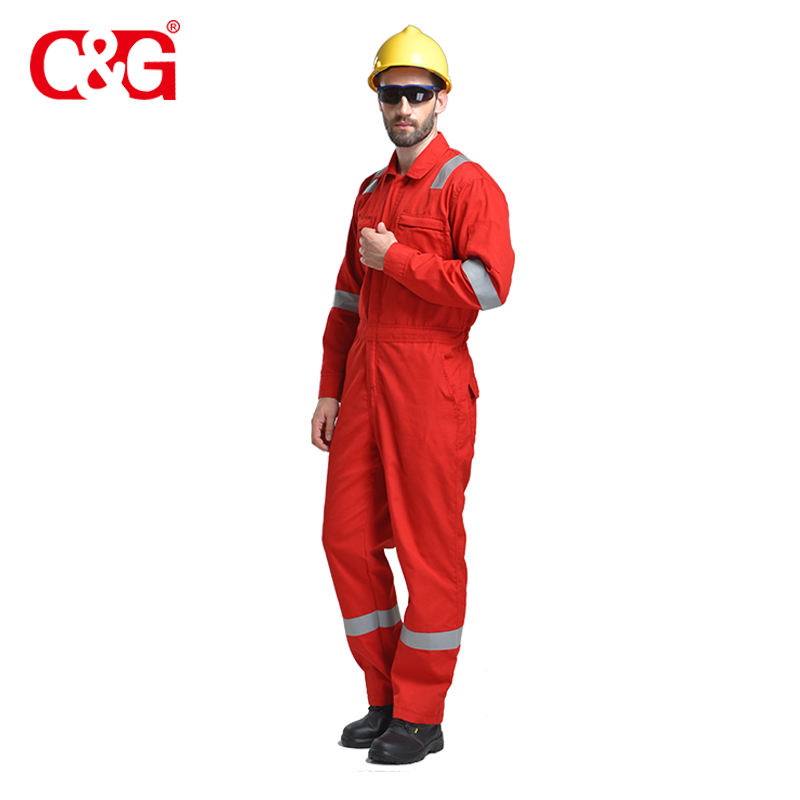 [ Flame Retardant Workwear ] China Manufacture Aramid IIIA Flame Retardant Workwear Apparel