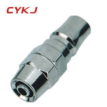 pneumatic quick release coupling air hose connector fittings tools plug