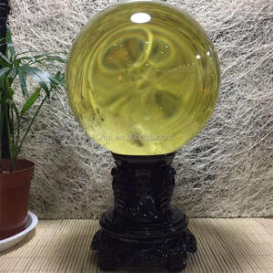AAA Quality Natural Large Citrine Crystal Ball Spheres