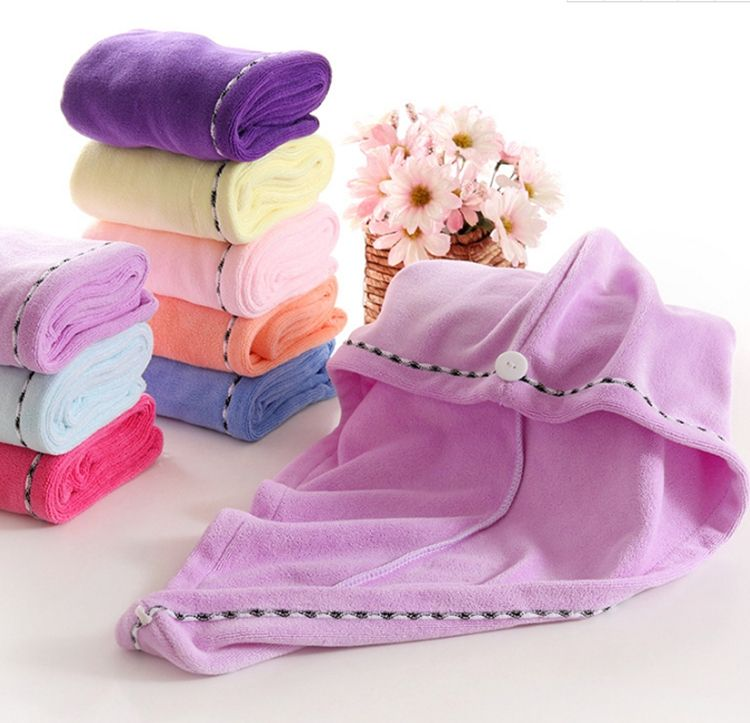 Made in China Century Woven Best selling Super absorb water and Quick dry microfiber hair towel / turban / wraps