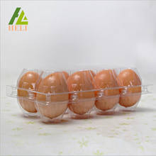Clear Plastic Packaging Tray For Chicken Eggs