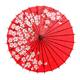 wholesale custom printing decoration Japanese traditional oil paper umbrella