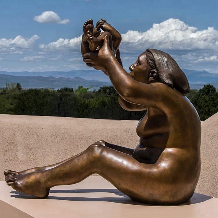 Arte de <span class=keywords><strong>bronce</strong></span> de fundición fuente <span class=keywords><strong>conmemorativa</strong></span> de Metal de <span class=keywords><strong>bronce</strong></span> de la madre y los niños esculturas en Washington Park