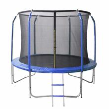 Sundow Kids 10Ft Outdoor Jumping Round Trampoline With Safety Net