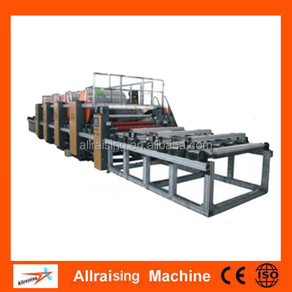 Cheap price metal offset printing machine with UV ink