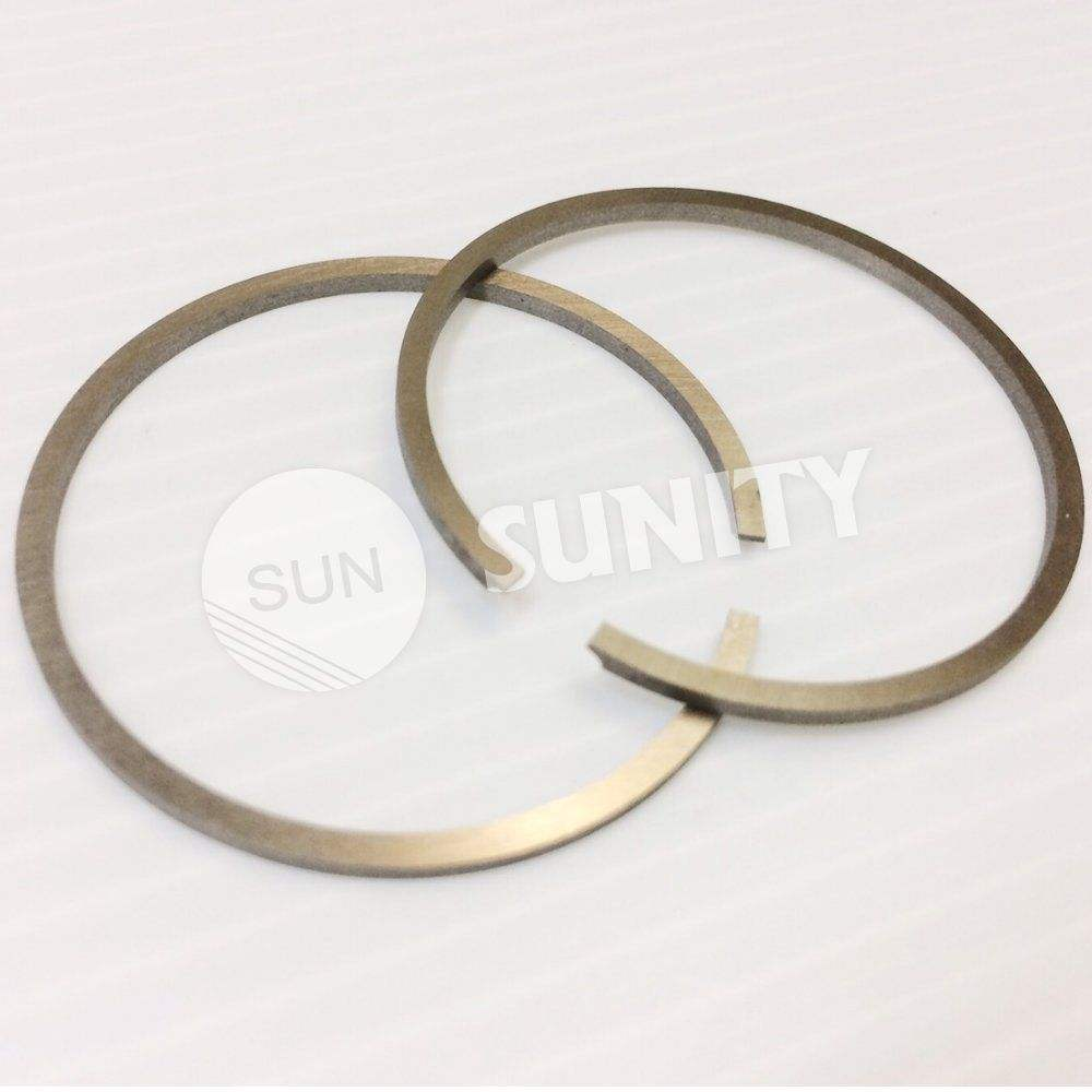 Favourable rates gasoline engine spare parts 2 stroke steel RIK piston rings