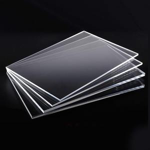 1-10mm Clear High Transparency Perspex Board A4 Size Acrylic Plate Sheet