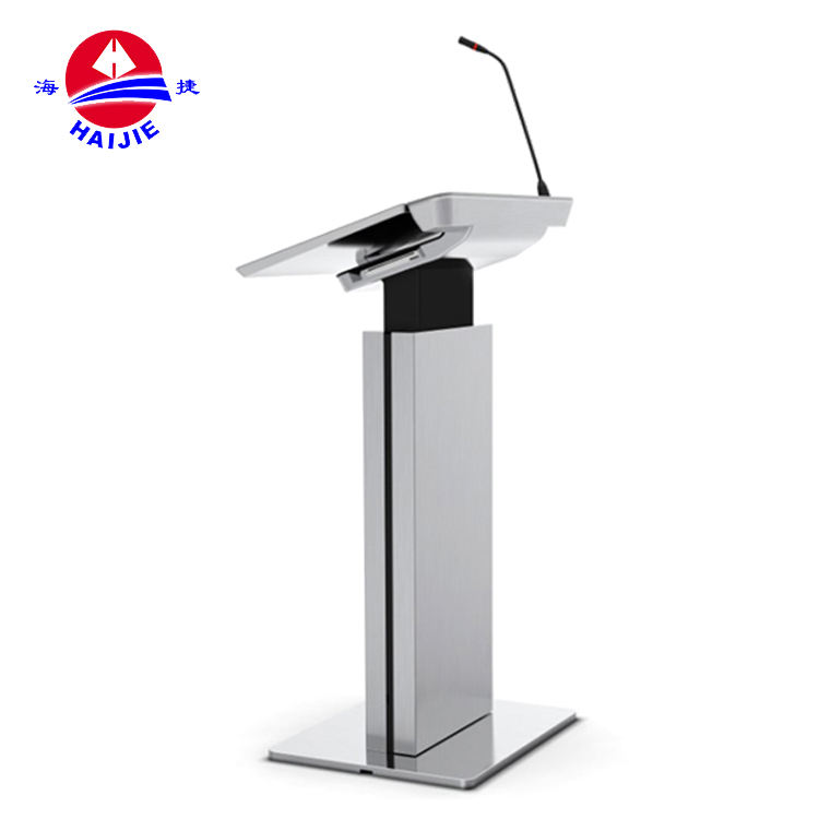Multimedia Classroom Modern Classroom Teaching Lectern Podium Smart Church Pulpit