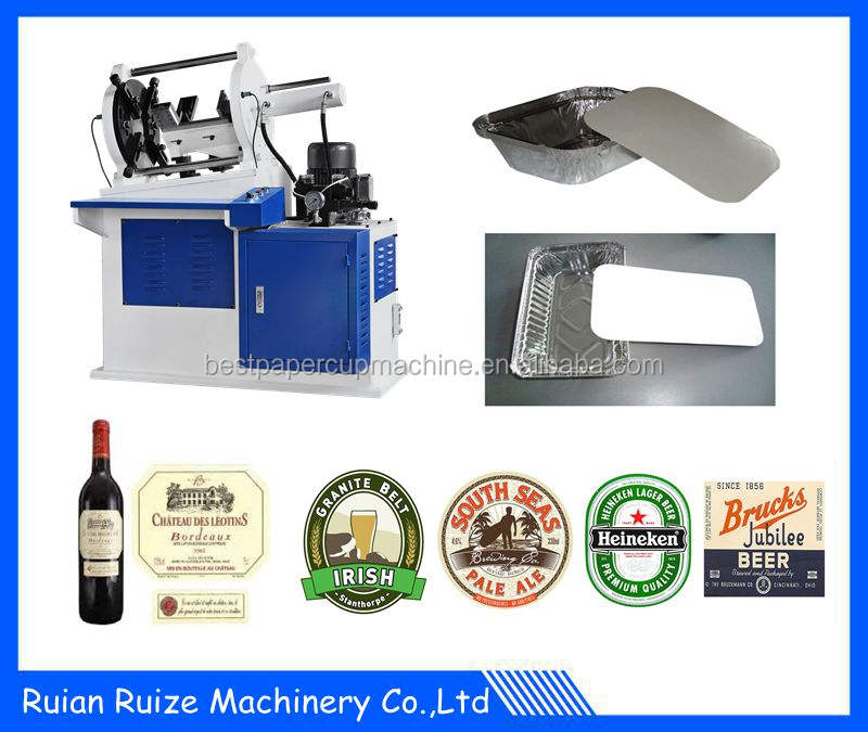Die-cutting Machine Diecutting Machine Easily To Punch Diecutting Machine