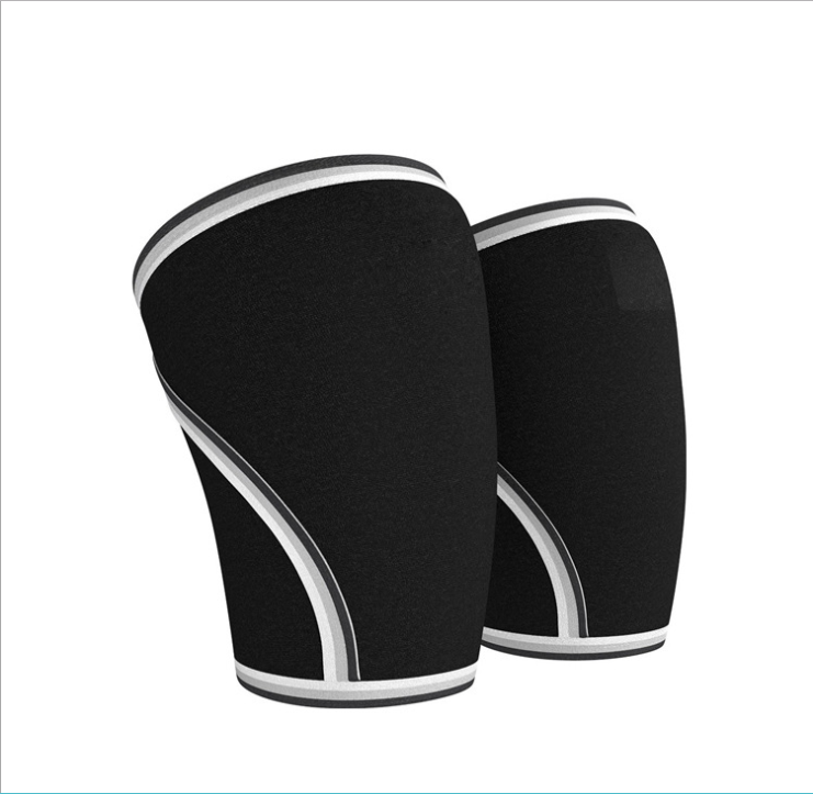 7mm knee sleeve Weightlifting knee pads compression strength squats bodybuilding exercises exercise bodybuilding knee pads