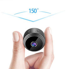 Micro WIFI Mini Camera HD 1080P With Smartphone App And Night Vision IP Home Security Video Cam Bike Body DV DVR Magnetic Clip