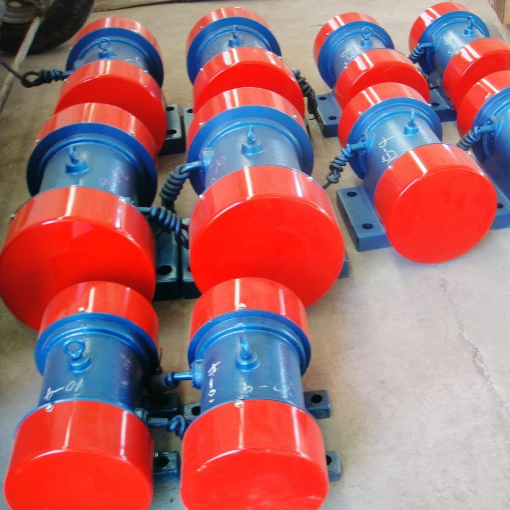 Three phase small electric vibrating motor for sieving conveying feeding equipment