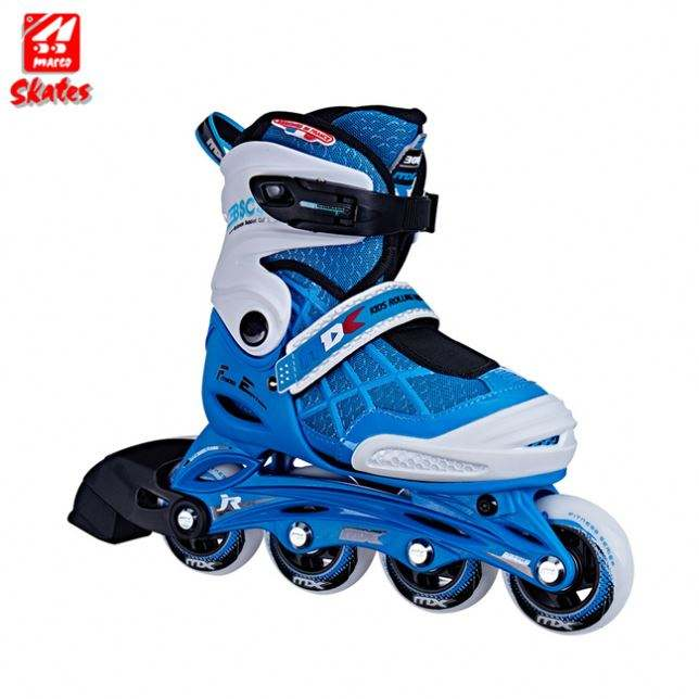 Cheap Wholesale Adjustable Boys Wheels Shoes Professional Custom Best Outdoor Roller Skates Set For Kids