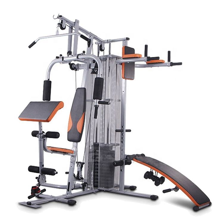 Strength Equipment Sports High Quality Indoor Body Fit Multifunction Home Gym Machine