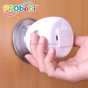 Protective Simple Installed Door Knob Cover for children