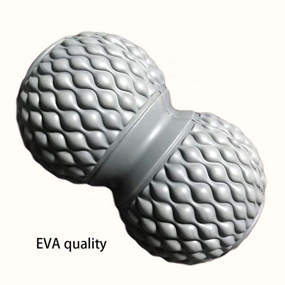 2018 New Design Home Muscle Relaxing Big Peanut EVA Fitness Massage Ball