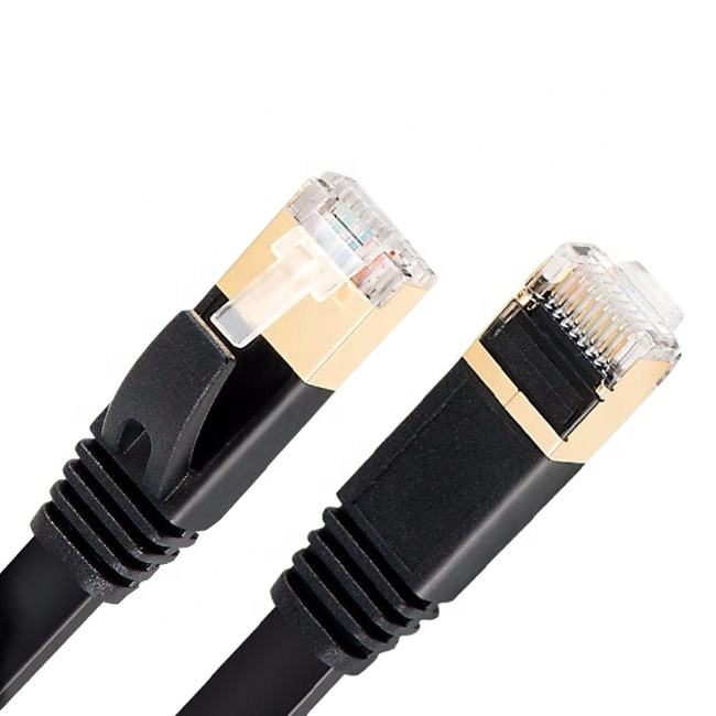 SFTP FTP UTP cat7 cat8 network lan cable patch cord cat 7 ethernet cable