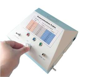 100mg/l Ozone therapy equipments / medical ozone generators / ozone therapy machines
