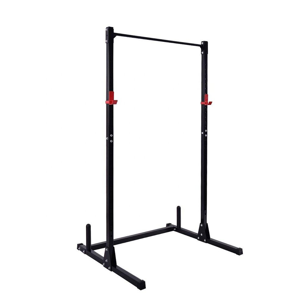 Commercial gym half squat stand power rack for crossfits