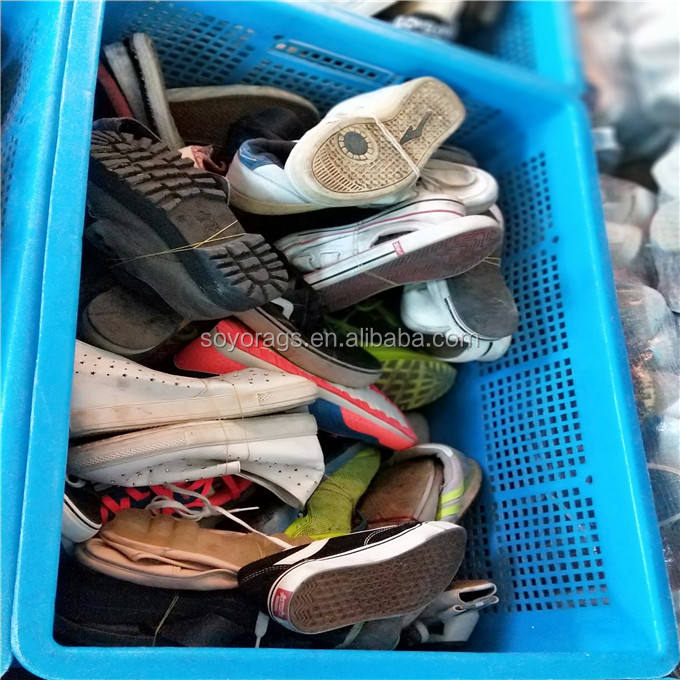 Factory cheap and clean used man shoes bulk high quality mix used shoes