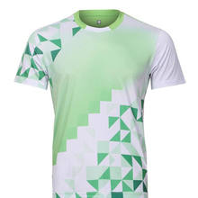 Quick dry breathable tennis tops tee badminton t-shirt