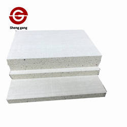 Magnesium Oxide Heat Insulation Interior Wall Panel