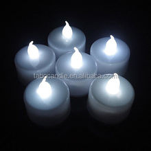 LED Flickering white Tea Light Candles wedding decoration Flameless Battery