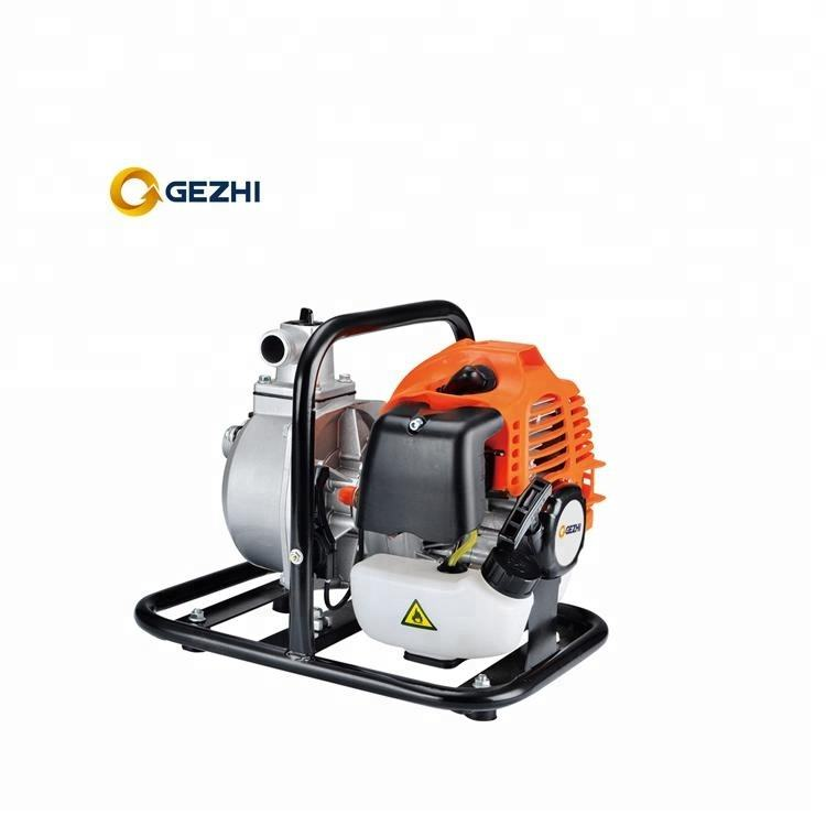 Best Garden Tools General Gasoline Water Pump 2 stroke 42.7CC